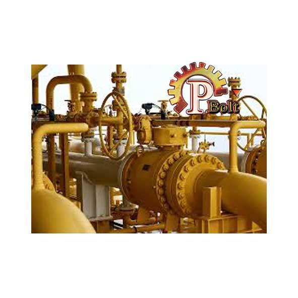 قیمت صادرات انواع پیچ و مهره گاز و پتروشیمی