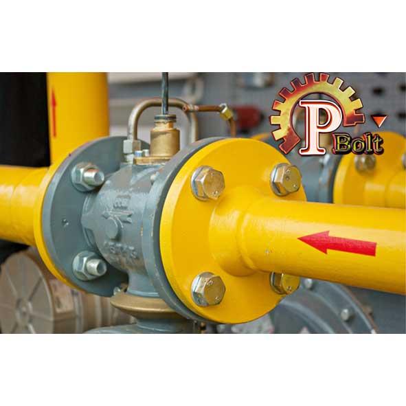 خرید و فروش انواع پیچ و مهره صنعت گاز