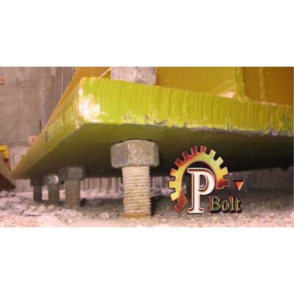 صادرات انواع پیچ و مهره نفت و پتروشیمی